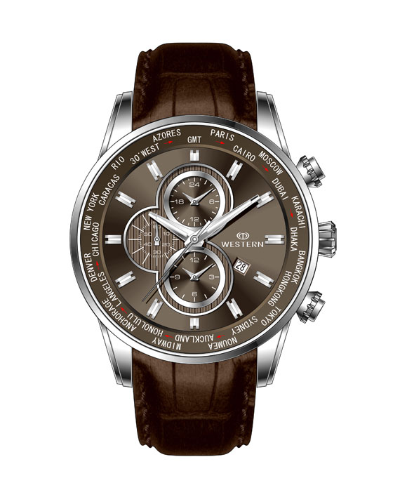 chronograph w8794g western watches home men chronograph chronograph w8794g